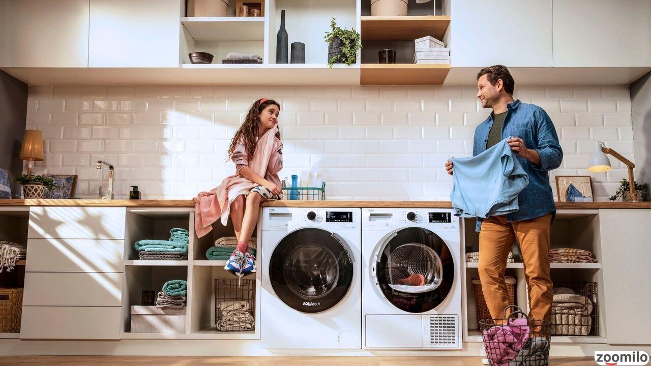 بهتر است این وسیلهها را با ماشین لباسشویی بشویید