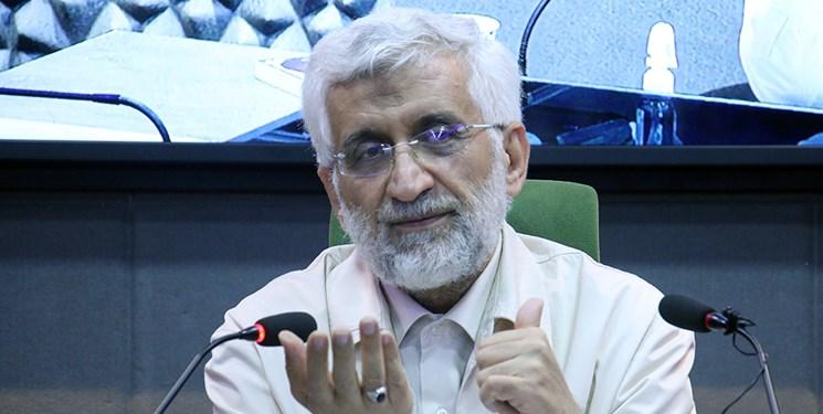 جلیلی: لازمه تحقق پیشرفت کشور کمک همهجانبه به دولت در اهداف ملی است