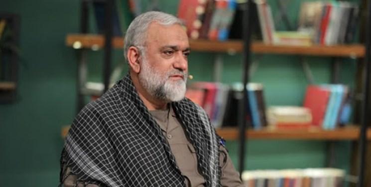 سردار نقدی: فرار آمریکا از افغانستان درس عبرت برای همه جهانیان باشد
