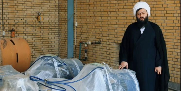 هیأتیها روند آبرسانی به ۴۴ روستا خوزستان را اصلاح کردند + فیلم